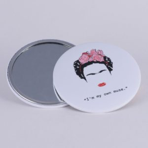 espejo de bolsillo Frida Kahlo