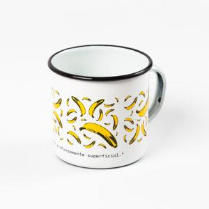 taza bananas Andy Warhol